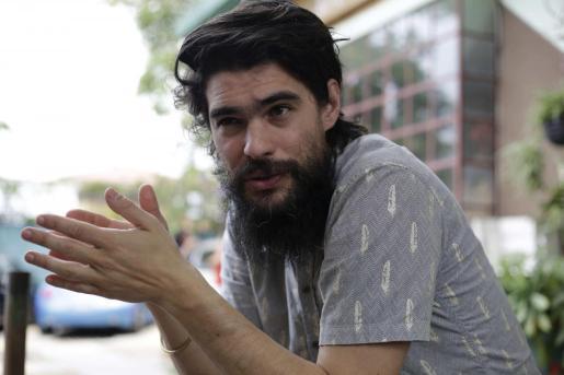 El cineasta español Oliver Laxe ofrece talleres en Manacor.