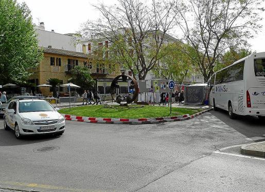 Una de las cámaras se situará en el cruce entre la avenidas General Luque y Gran Via Colom.