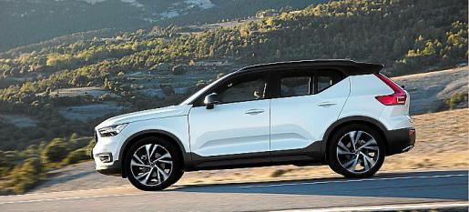 La producción del Volvo XC40 se acerca al mercado chino.