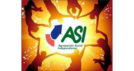Logo de ASI.