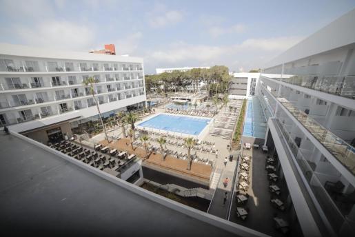El nuevo Riu Playa Park cuenta con 475 habitaciones.