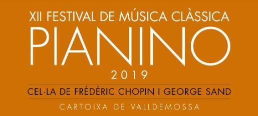 Festival Pianino 2019 en la Cartuja de Valldemossa.