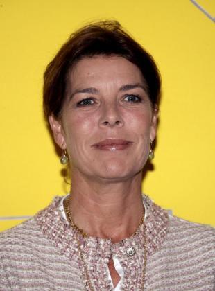EFE - MONACO PREMIO FUNDACION PRINCIPE PIERRE - ACE - ARTS (GENERAL) - MON02.MONACO (MONACO).9/10/2007.- La princesa Carolina de Mónaco posa mientras visita la exposición de Candice Bretz, quien recibió el Premio Internacional de Arte Contemporaneo Fundación Príncipe Pierre, hoy martes 9 de octubre de 2007 en Mónaco.EFE/ASM ***PROHIBIDO SU USO POR CORBIS***   MONACO PREMIO FUNDACION PRINCIPE PIERRE - MONACO - MONACO - ASM - aa