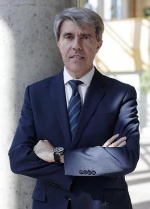 Ángel Garrido, expresidente de la Comunidad de Madrid irá en las listas de Ciudadanos.