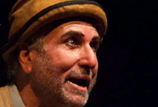 El el clown argentino Marcelo Katz.