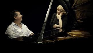 Antònia Vicens y Andreu Riera actúan juntos en el Teatre Principal de Palma