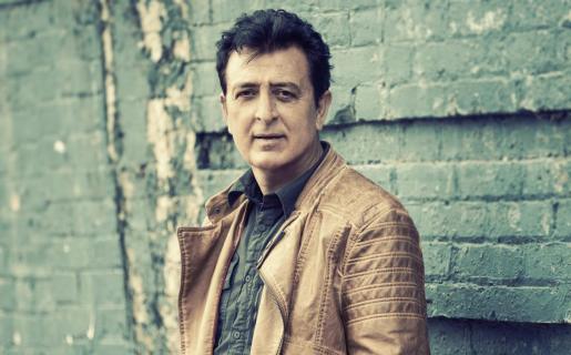 Manolo García, que actúa en Palma este fin de semana, en una imagen promocional.