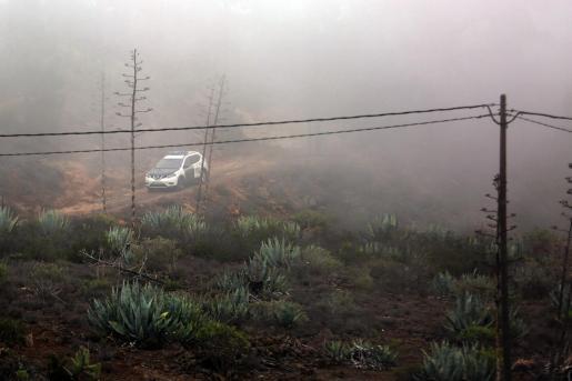 La Guardia Civil halló los cuerpos sin vida de la mujer y del menor de 10 años, de nacionalidad alemana, a los que se buscaba desde este martes en la zona alta de Adeje (Tenerife).