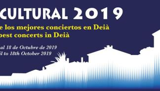 Regresa una nueva edición del Festival Deià Cultural 2019