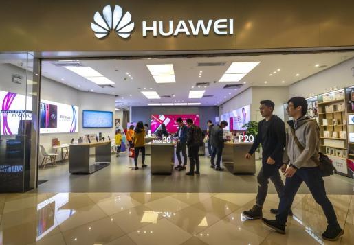 Huawei y Orange han realizado este jueves su primera conexión móvil en España con red de tecnología de quinta generación.