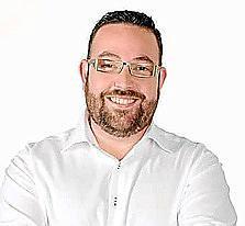 Rafel Gelabert, candidato de Unió Independents de Muro.