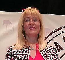 Joana Maria Coll, candidata del PI.