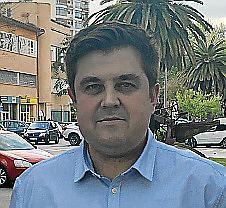 José Esteban Catalá, candidato de Ciudadanos.