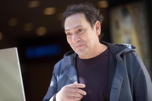 El cineasta mallorquín Agustí Villaronga, que ha presentado en el BCN Film Fest 'Nacido rey', un filme sobre la juventud del rey Faisal.