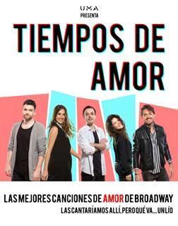 El espectáculo 'Tiempos de amor' se representa en el Auditórium de Palma.