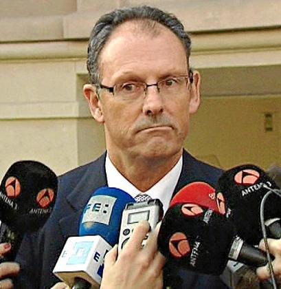Mario Pascual, abogado de Iñaki Urdangarin.