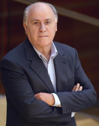 Amancio Ortega, presidente de Inditex, en imagen de archivo.