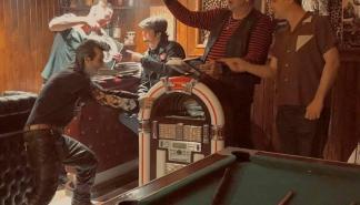 El rock de The Wild Coffees suena en el Café Club de Es Gremi