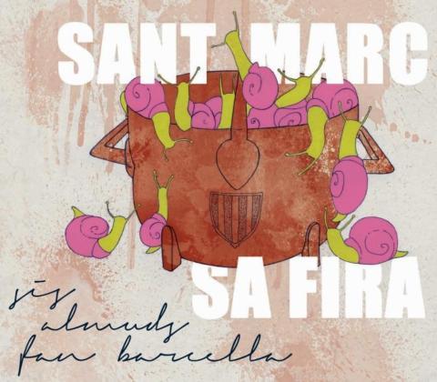 Sa Fira de Sineu es una de las ferias más antiguas de Mallorca.