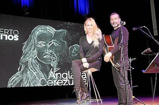 Carolina Cerezuela y Jaume Anglada.