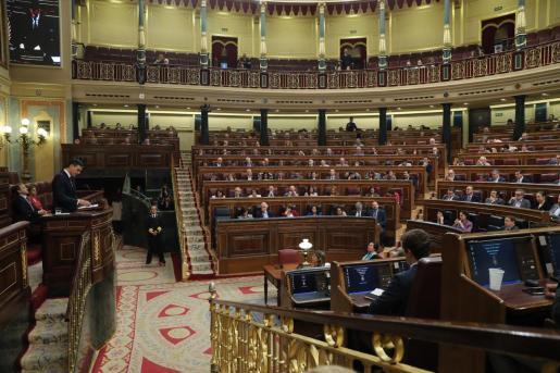Todo apunta a que el socialista Pedro Sánchez será el candidato que se someterá a la sesión de investidura en el Congreso de los Diputados.