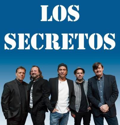 En concierto con Los Secretos en el Auditórium de Palma.