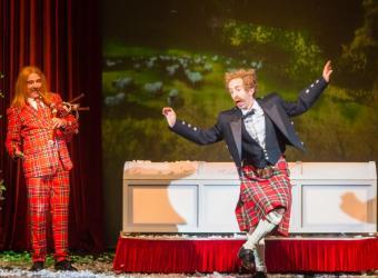 Comedia 'Adiós Arturo' en el Auditórium de Palma