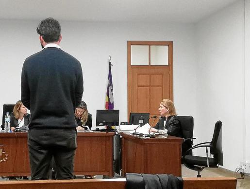 El acusado fue juzgado el pasado lunes en Vía Alemania.