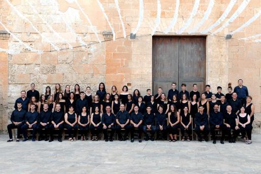 Imagen de la Banda de Música d'Algaida.