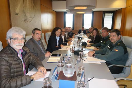 La Guardia Civil inspeccionará los locales de ocio de Magaluf.