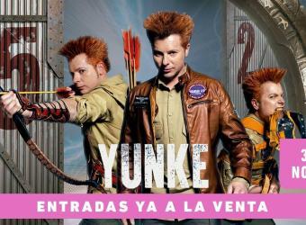 Espectáculo de magia con el famoso Yunke y su gira 'Hangar 52. Ilusiones Clasificadas'