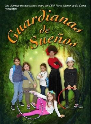 La obra de teatro la dirige Carolina de lisis.