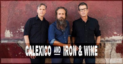El Auditórium de Palma acoge el concierto de Calexico and Iron & Wine.