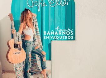 Concierto en el Auditórium de Palma de Sofía Ellar con el tour 'Bañarnos en vaqueros'