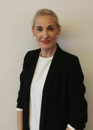 Eva Pomar, candidata de Ciudadanos al Ajuntament de Palma.