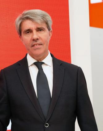 Ángel Garrido ocupa el puesto número 13 de la lista de Ciudadanos a la Comunidad de Madrid, después de abandonar el PP.