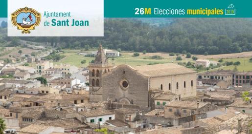 Sant Joan.