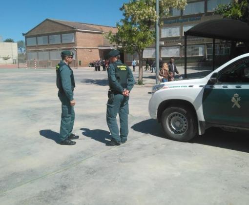 La investigación se inició cuando la supuesta autora presentó una denuncia en dependencias de la Guardia Civil por haber sufrido una supuesta extorsión.