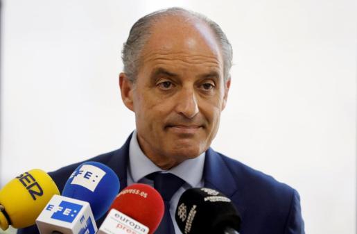 El expresidente de la Generalitat, en una imagen de archivo.