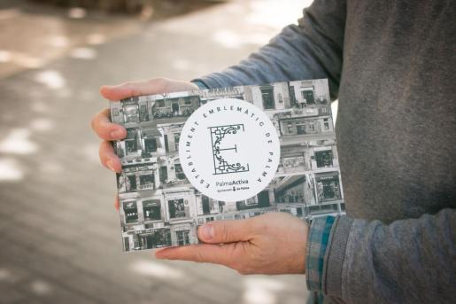 Desde Cort han agradecido a todas las entidades su «ayuda» para hacer posible el primer catálogo de comercios emblemáticos de Palma.