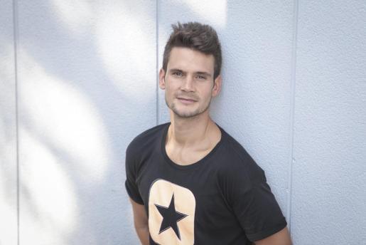 El músico mallorquín Bruno Sotos.
