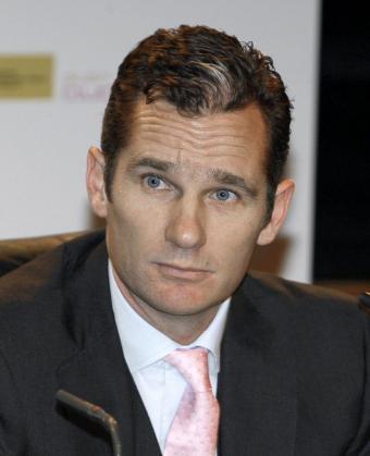 Fotografía de archivo tomada el 20/01/2011 en Madrid, del duque de Palma, Iñaki Urdangarín..