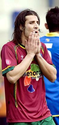 Marcos Jiménez, jugador del Sporting, en una imagen de archivo.