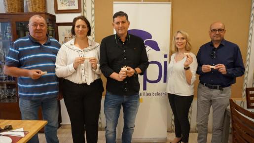 Los candidatos del PI Inca presentan su programa electoral para las elecciones municipales.