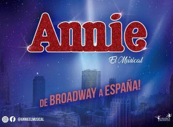 Musical 'Annie' en el Auditórium de Palma
