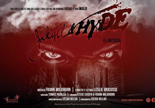 El Auditórium de Palma acoge el musical 'Jekyll & Hyde'.
