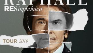 Raphael emprende la gira 'Resinphónico Tour 2019' y hace parada en el Auditórium de Palma