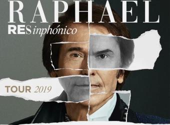Concierto de Raphael en el Auditórium de Palma