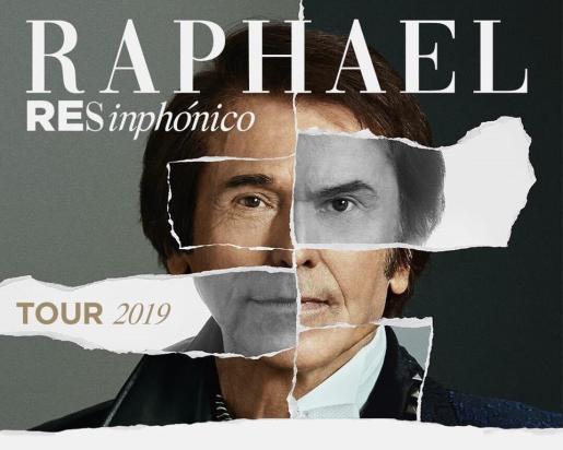 Raphael vuelve a los escenarios para presentar su álbum 'RESinphónico'.