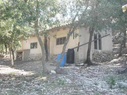 Imagen facilitada por la ADT de una de las edificaciones afectadas.